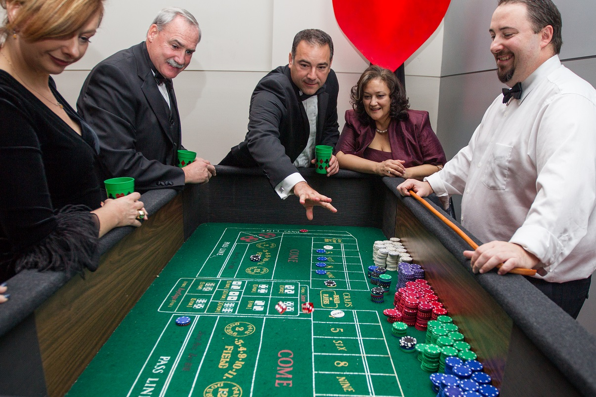 casino party rentals lowell ma