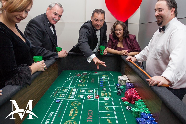 Marx Entertainment S Table Roulette